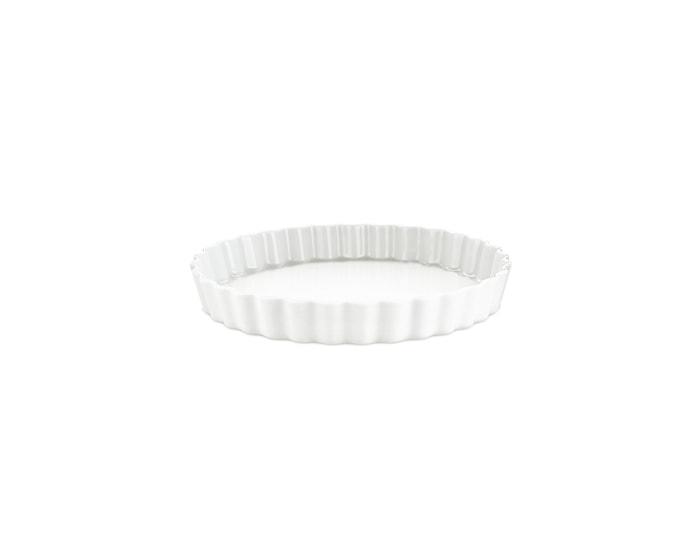 Pajform nr. 1 vit, Ø 11 cm