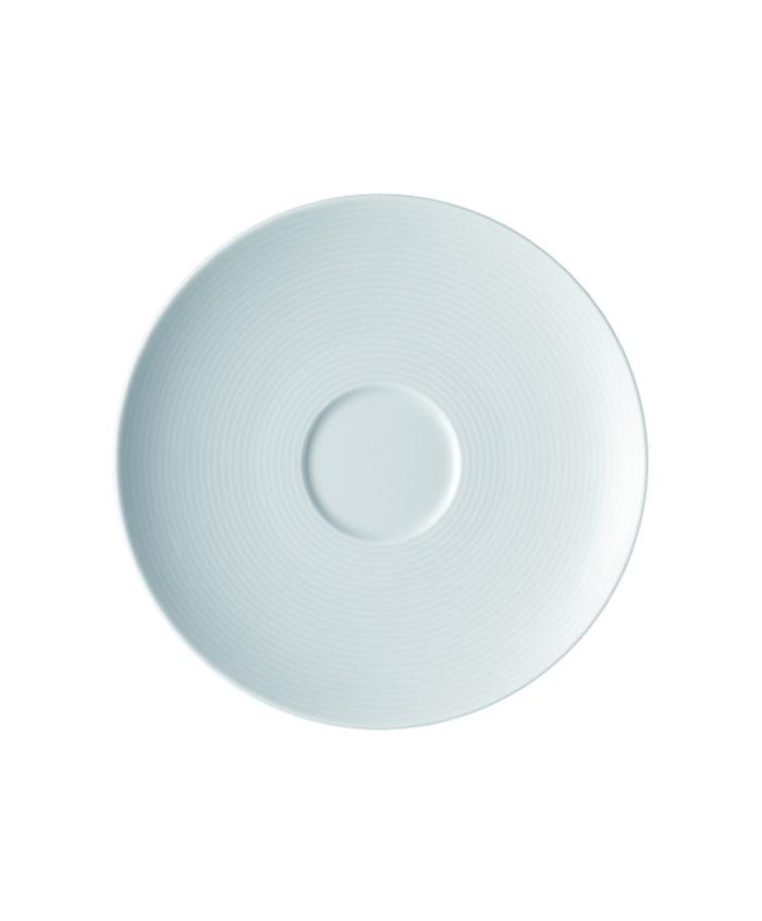 Loft Weiß Untertasse 16,5 cm