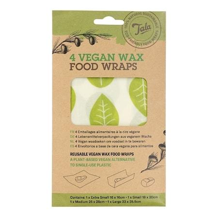 Tala Vegan wraps 4 st