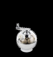 Ternate Muskotkvarn Krom/Akryl 11 cm