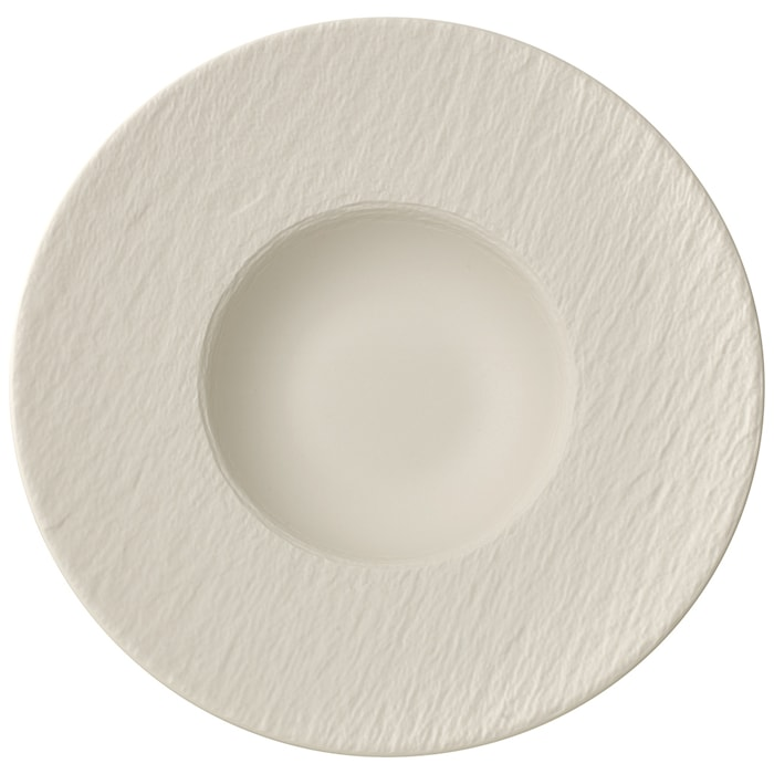 Manufacture Rock Blanc Pastatallrik 29cm