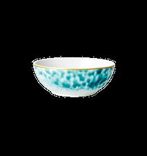 Glaze print Skål 15 cm Porslin