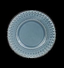 Daisy Desserttallrik Ljusblå 22 Cm