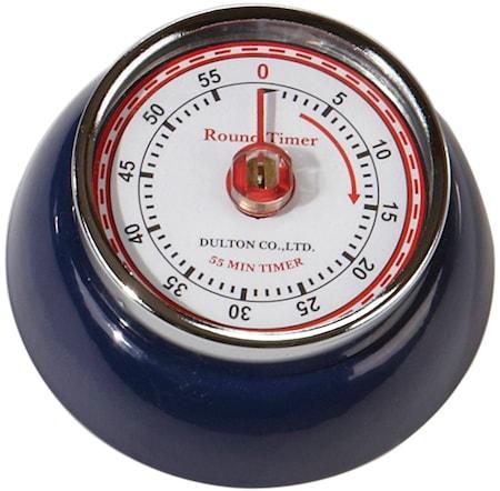 Timer Midnatsblå 7,5 cm