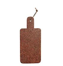 Leikkuulauta 17,5x40 cm - Punainen