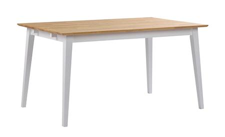 Filippa Matbord Ek/Vit 140 cm
