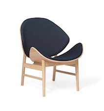 The Orange Lounge Chair Navy blue Vitoljad Ek
