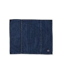 Icons Cotton Twill  Bordstablett Denim  40x50cm