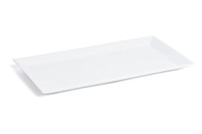 Quadro Flat tallerken 40x20 cm