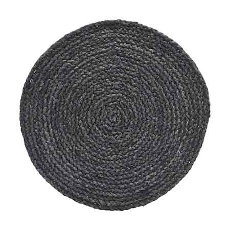 Bordstablett Circle 4 st – Grå/blå