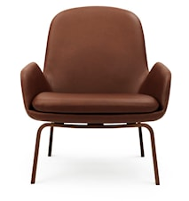 Era Lounge Chair Low Walnut - Tango