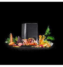 KUBUS, silppuri hedelmille ja vihanneksille