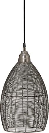 Cartago Taklampa Silver 24cm