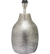 Humphrey Lampefod Sølv 40cm
