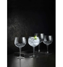 Mixology Gin & Tonic-glas 80 cl 4-pack