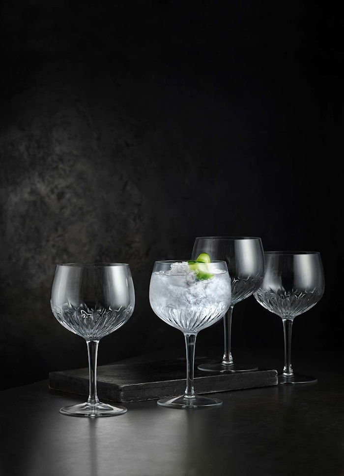 Mixology Gin & Tonic-glass 80 cl 4-pakning
