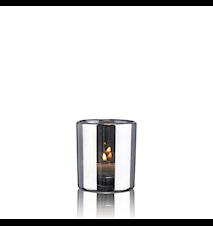 Hurricane lamp - Silver