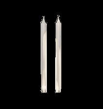 Dryp Candles Ljus Set om 2 Warm Grey