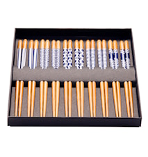 Chopsticks Set 10 Pairs Gift Package