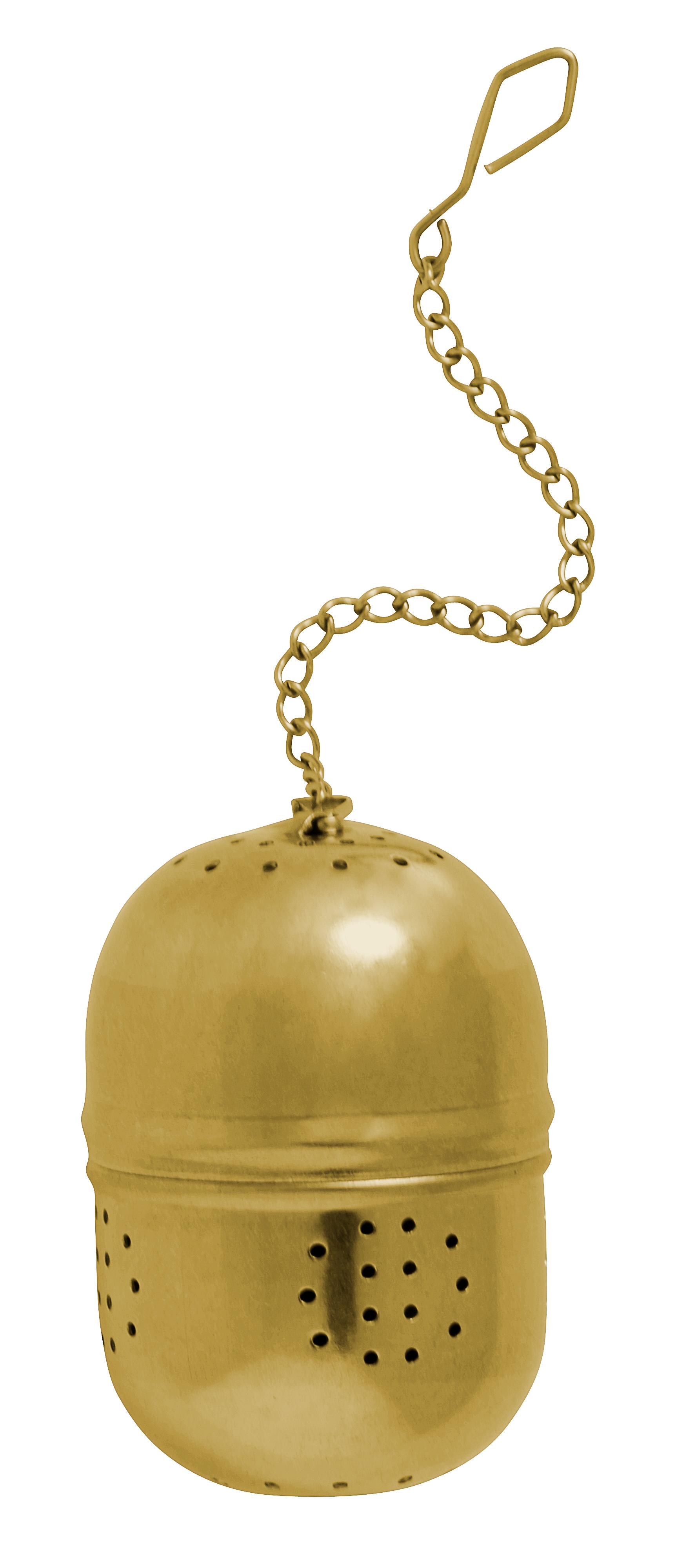 Tékula Ø 4 cm Guld
