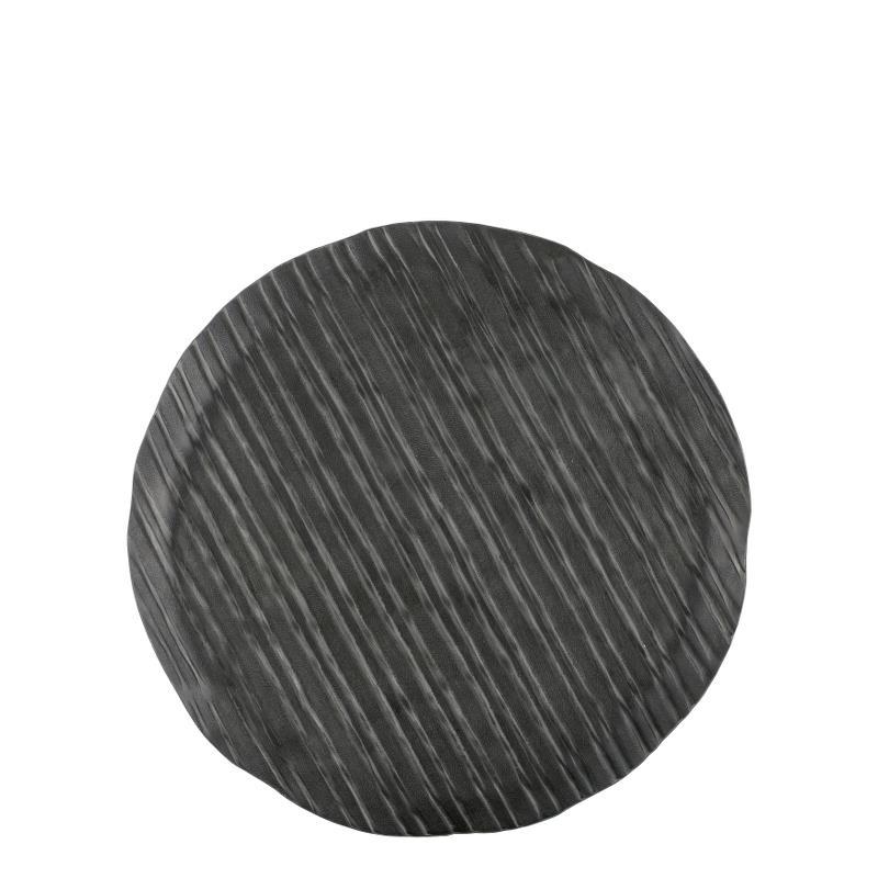 Bricka Marelyn Ø36.5 cm Svart