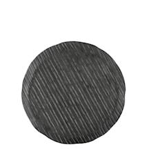 Tarjotin Marelyn Ø36,5 cm Musta