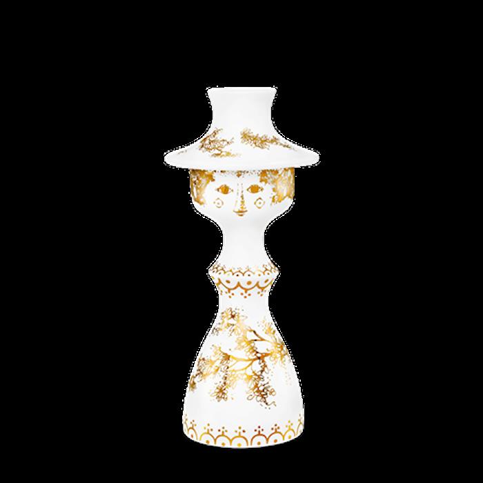Lysestake, Felicia, gull, 19,5 cm