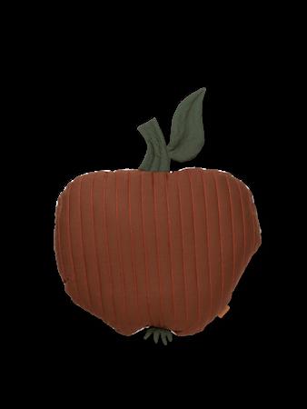Apple Quiltad Kudde Cinnamon