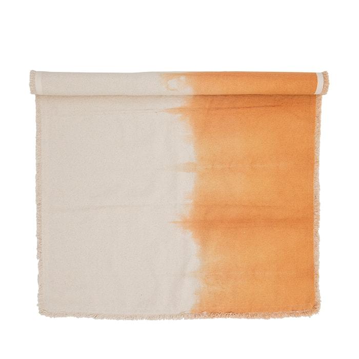 Bomullsmatta Orange Multi-color 90x150 cm