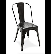 Chair A Matte Black