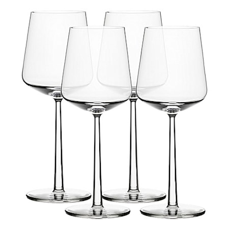 Essence Rødvinsglass 4 pk 45 cl