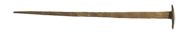 Naula 17 cm - messinki