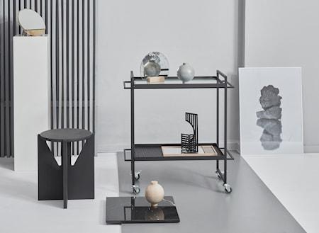 Bauhaus serveringsvagn