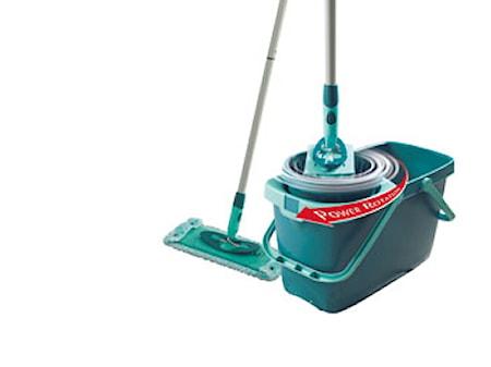CLEAN TWIST M Golvtvätt-set 33 cm 20 liter grön