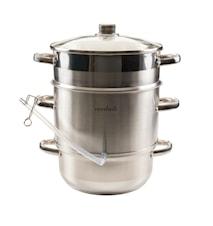 Fruit Juice Steamer 13,3l (201 Stainless Steel)