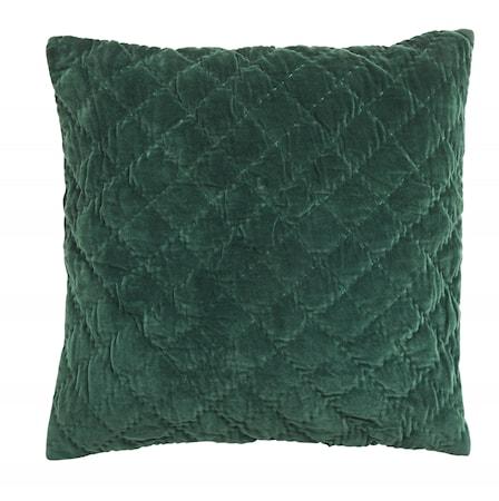 Kuddfodral Quilted Velvet