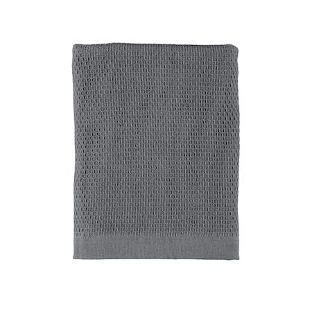 Håndklæde 50x70 cm - Mørkegrå