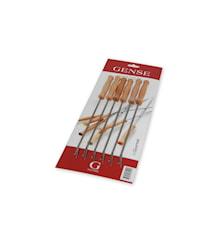 Le Gourmet Fonduegafflar 6st