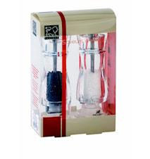 Hvittel Salt- & Pepperkvern Akryl 16 cm