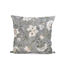 Kuddfodral Flower Linen 50x50