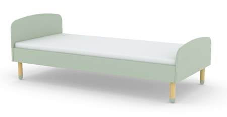 Play 200 barnsäng – Mintgrön