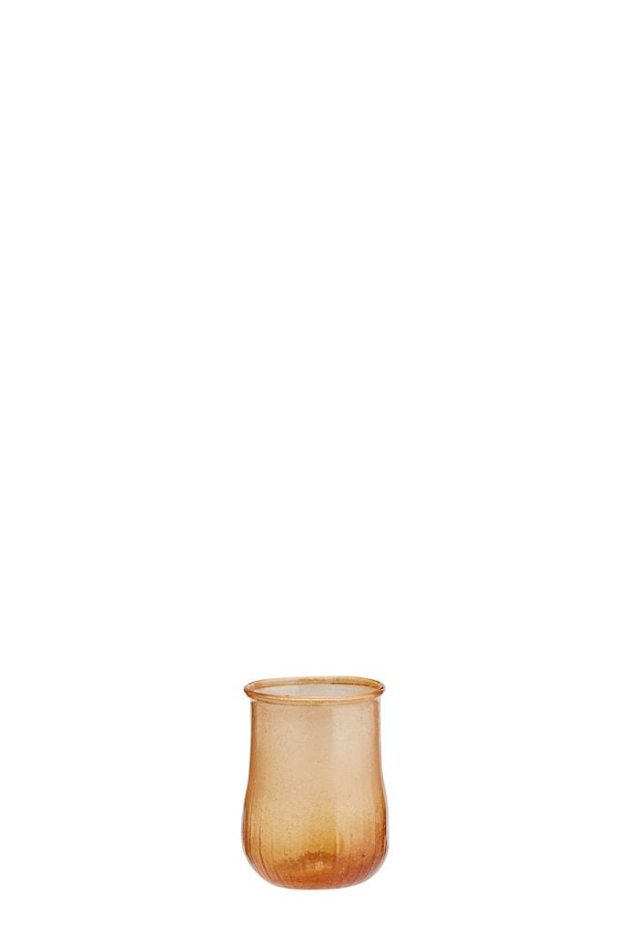 Drikkeglas Ø 7 cm - Fersken