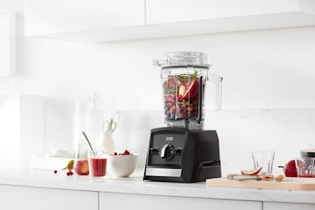 Vitamix Ascent A2500 Musta