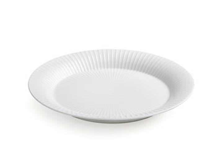Hammershøi tallerken Hvit Ø 27 cm