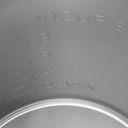 WK9 Vandkoger med Temperaturvalg, 1,2L, Sort