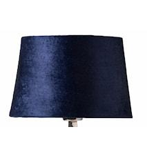Lampeskjerm Lola 33 cm - Blå