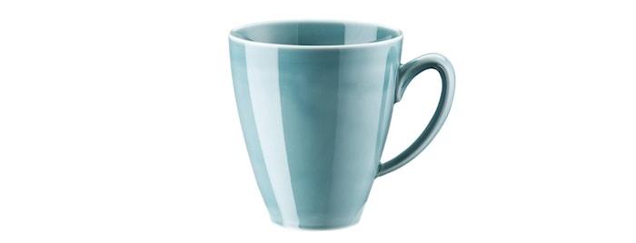 Mesh Aqua Mugg Med Handtag