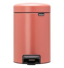 NewIcon Pedalspand Terracotta Pink 3 L