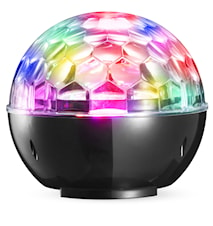 Bluetoothhögtalare med ljus