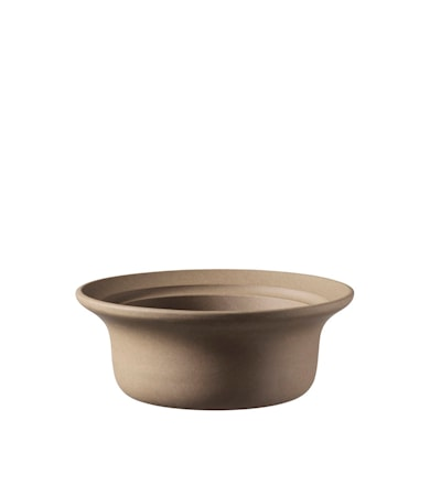V19 Ildpot Keramikskål (M) Brun